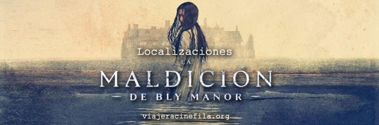 cartel BLY MANOR VIAJERA CINEFILA portada